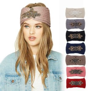 Women's Knitted Headbands
