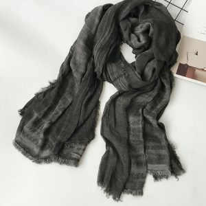 Women's Cotton Winter Scarf