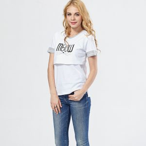 Cotton Nursing T-Shirt