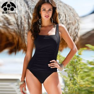 Women's Plus Size One Piece Swimsuit