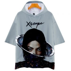 Michael Joseph Jackson 3D Hoodies T-shirt Summer/Autumn Men/Women T-shirt