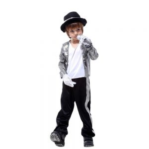 Boys Costumes Michael Jackson Clothing Stage Performance Dance wear