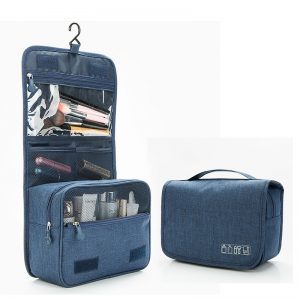 Hanging Travel Big Cosmetic Toiletry Bag Women Men